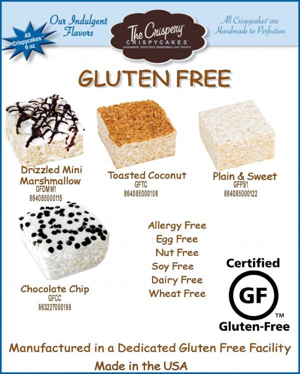 The Crispery Gluten Free